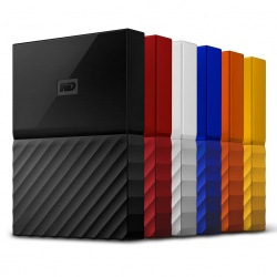 WD Passport Drive
